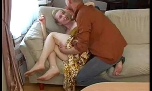 Russian mam and younger Russian lover 21