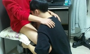 Korean guy suck his friend'_s dig up 3