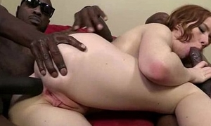 White Teen Girl Pounded By Big Black Meat 18