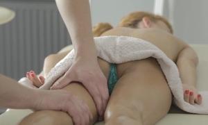 Nice massage nigh pussy licking and hot hardcore porn nigh cumshot